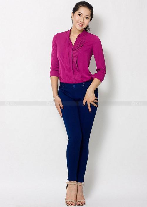 Dong phuc cong so 500 700 78 áo sơ mi nữ đồng phục công sở