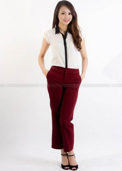 Dong phuc cong so 500 700 79 áo sơ mi nữ đồng phục công sở