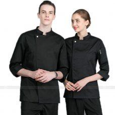 Dong Phuc Dau Bep DBA292 đồng phục bếp nhà hàng