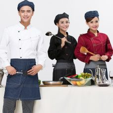 Dong Phuc Dau Bep DBA309 may đồng phục bếp