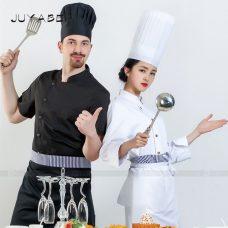 Dong Phuc Dau Bep DBA320 may đồng phục bếp