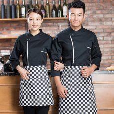 Dong Phuc Dau Bep DBA397 may đồng phục bếp