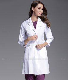 Dong phuc bac si GLU BS113 3 đồng phục y tế