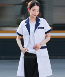Dong phuc bac si GLU BS116 đồng phục y tế