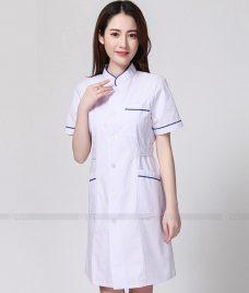 Dong phuc bac si GLU BS119 đồng phục y tế