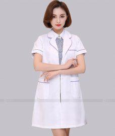 Dong phuc bac si GLU BS122 đồng phục y tế
