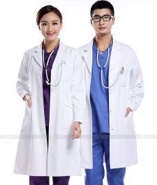 Dong phuc bac si GLU BS94 Đồng Phục Y Tế
