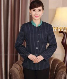Dong phuc tap vu GLU TV39 Đồng Phục Nhà Hàng