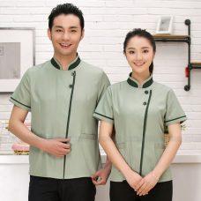 Dong phuc tap vu GLU TV60 Đồng Phục Nhà Hàng