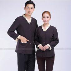 Dong phuc tap vu GLU TV81 Đồng Phục Nhà Hàng