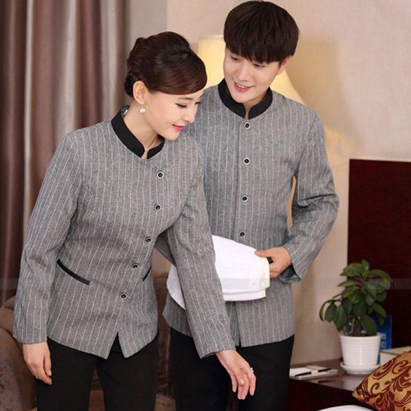 Dong phuc tap vu GLU TV87