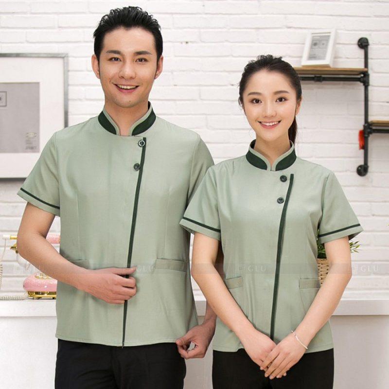 Dong phuc tap vu GLU TV88