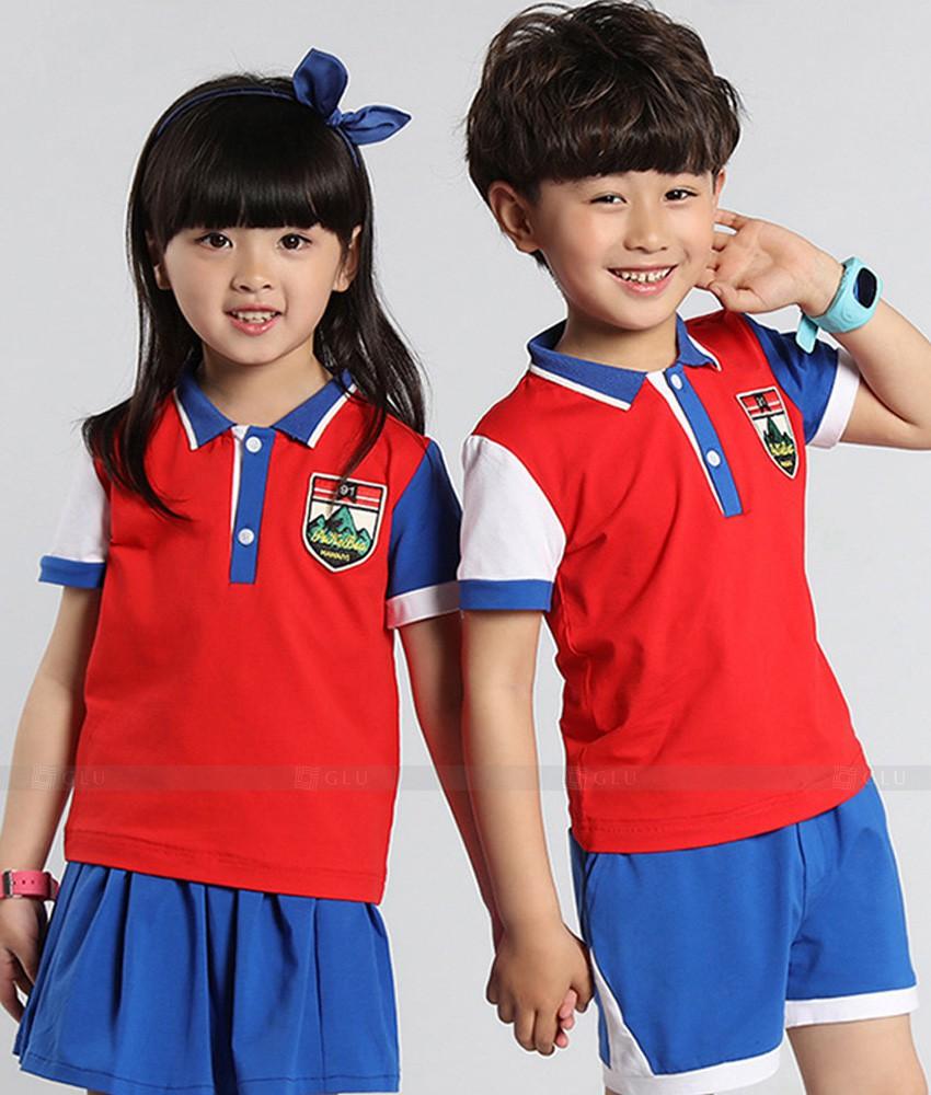 GLU Dong Phuc Mam Non MN13