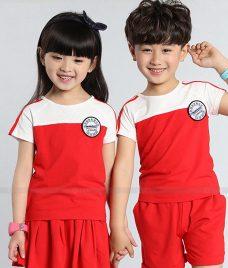 GLU Dong Phuc Mam Non MN14 Đồng Phục Mầm Non