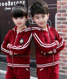 GLU Dong Phuc Mam Non MN154