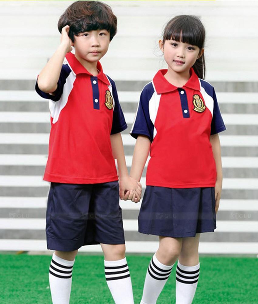 GLU Dong Phuc Mam Non MN17