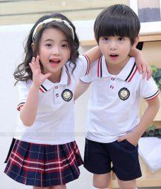 GLU Dong Phuc Mam Non MN29 Đồng Phục Mầm Non