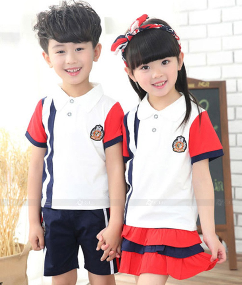 GLU Dong Phuc Mam Non MN32