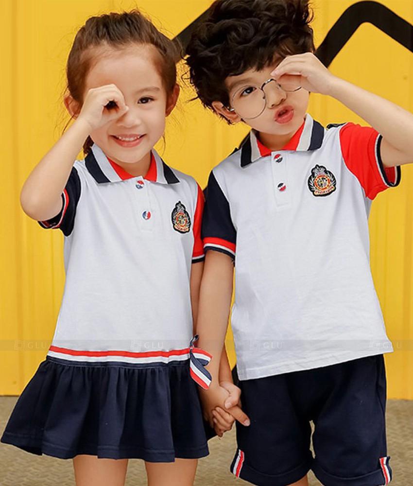 GLU Dong Phuc Mam Non MN33