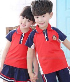 GLU Dong Phuc Mam Non MN34 Đồng Phục Mầm Non