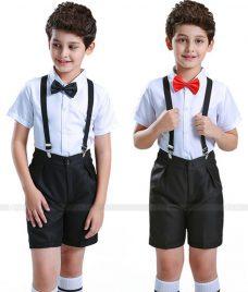 GLU Dong Phuc Mam Non MN97 áo sơ mi đồng phục