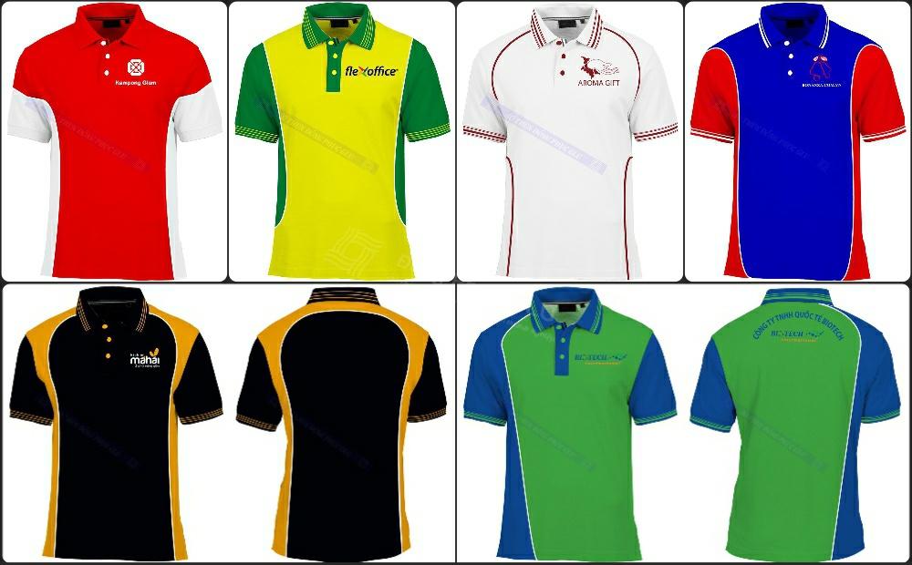 GLU hỗ trợ khách hàng thiết kế mẫu áo thun đồng phục miễn phí