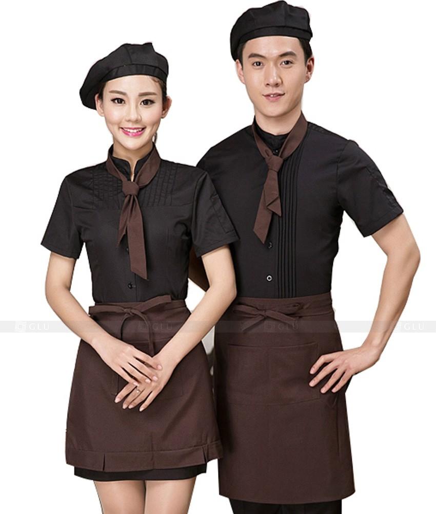 Dong phuc quan cafe GLU CF268