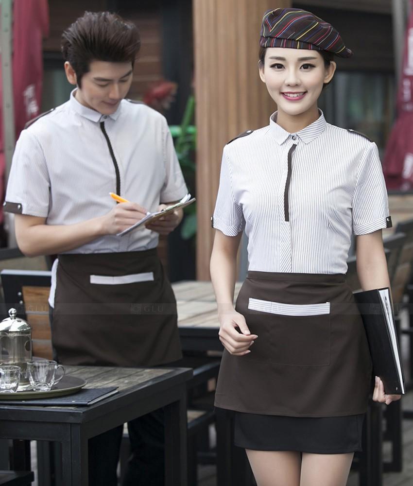 Dong phuc quan cafe GLU CF342