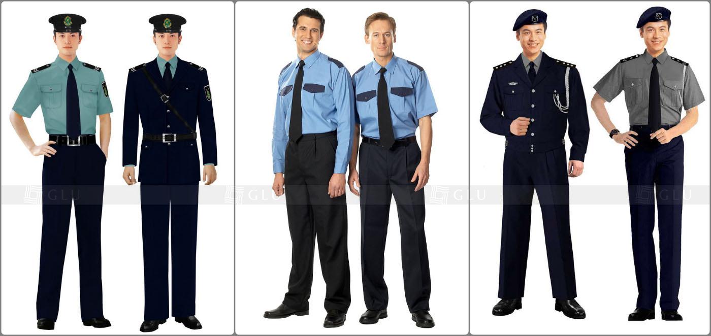 May đồng phục bảo vệ giá rẻ