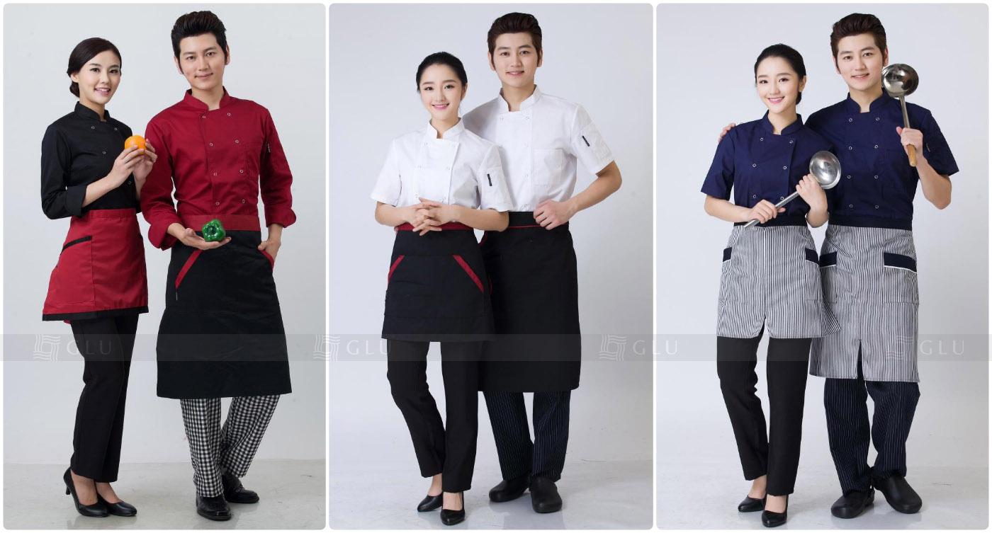 May áo đồng phục bếp TPHCM