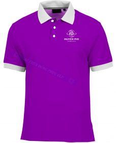 AO THUN HUYEN PHI COMESTIC ATCT39 áo thun đồng phục công sở