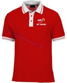 AO THUN MY HOANG ATCT27 áo thun đồng phục công sở