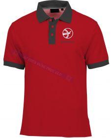 AO THUN SONG HONG MEDIA ATCT25 áo thun đồng phục công sở