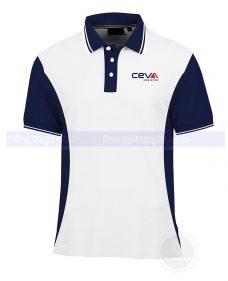 AT CEVA MTAT110 áo thun đồng phục