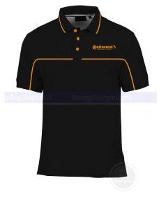 AT CONTINENTAL 3 MTAT134 áo thun đồng phục