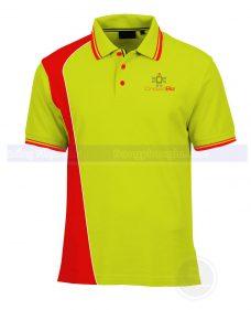 AT CROWBIZ MTAT138 áo thun đồng phục