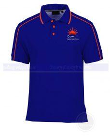 AT CROWN MTAT139 áo thun đồng phục