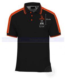AT CTE MTAT141 áo thun đồng phục