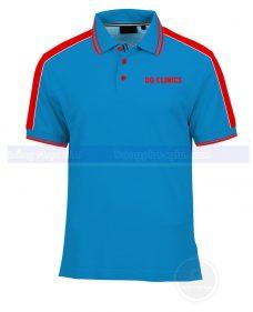 AT DQ CLINIC MTAT165 áo thun đồng phục