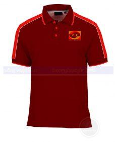 AT HAPPY LUXURY MTAT200 áo thun đồng phục