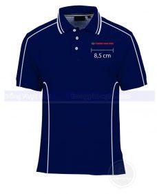 AT HINO 2 MTAT208 áo thun đồng phục