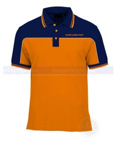 AT HUNG LONG PHAT MTAT223 áo thun đồng phục