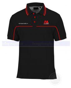 AT MIMOSA MEDIA MTAT288 áo thun đồng phục