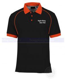 AT NGAN HANG BAN VIET 2 MTAT308 áo thun đồng phục