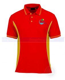 AT PHUONG VY TRAVEL MTAT466 áo thun đồng phục