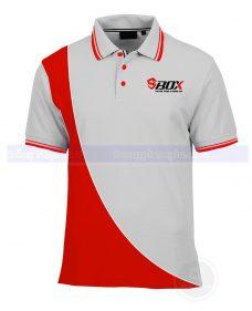 AT SBOX MTAT482 áo thun đồng phục
