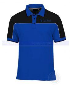 AT TRISAX MTAT536 áo thun đồng phục