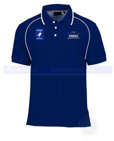 AT VEMAC MTAT543 áo thun đồng phục