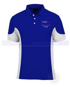 AT VISCO MTAT557 Áo Thun Đồng Phục