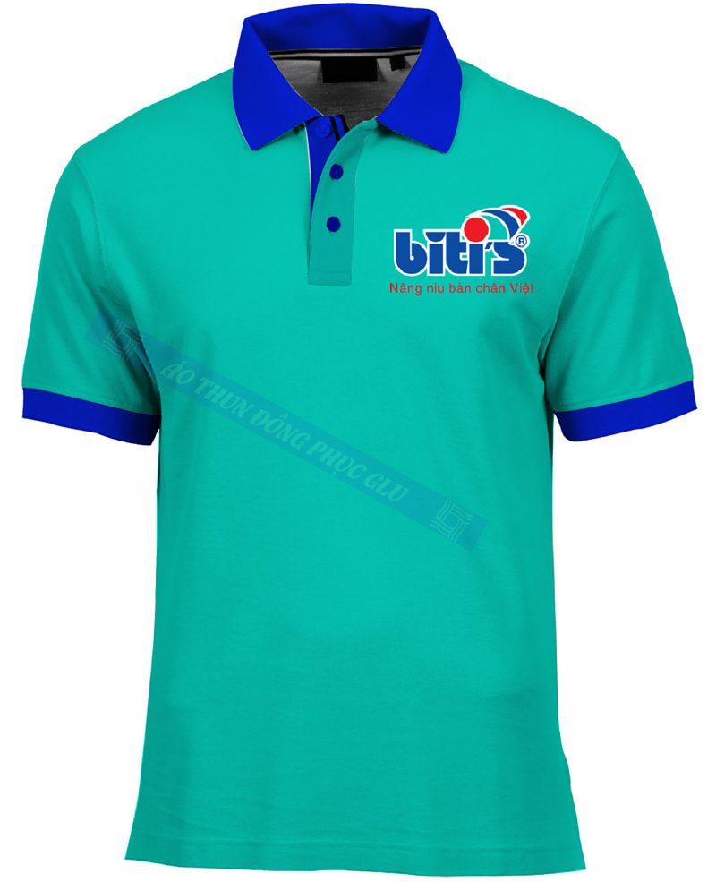 Ao thun cong ty Bitis ATCT65